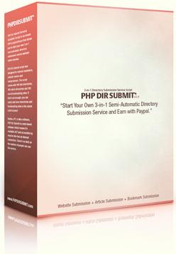 PHP Dir Submit