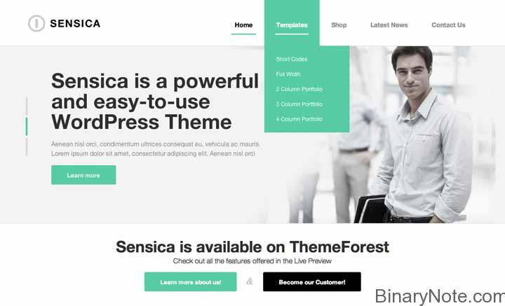 35 best business wordpress themes for business blogs wordpress business template accmission Image collections