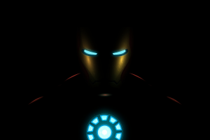 Iron-Man-Minimal-Design