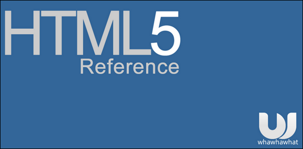 html5-reference
