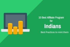 10 Best affiliate Programs for Indians