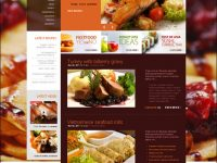 Food Theme for wordpress