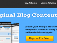 Buy Articles - Write Articles - Freelance Writers