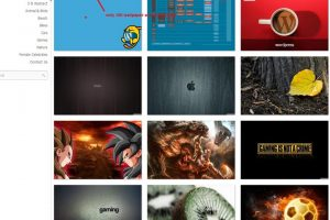 anuj wallpaper wordpress theme