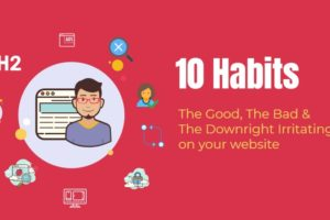 Good Habits for bloggers
