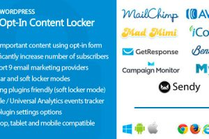 content locker wordpress plugin