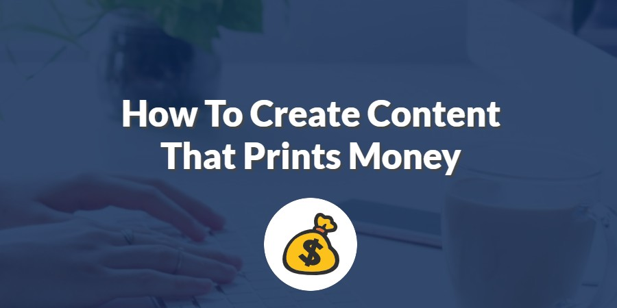 Content for affiliate Marketing