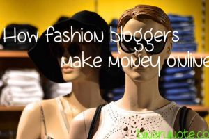fashion-blogger-make-money