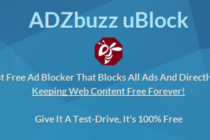 Adsbuzz ad unblocker plugin