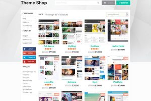wooshop FREE woocommerce theme